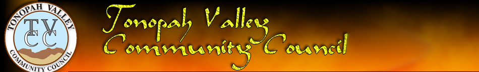 Tonopah Valley Community Council